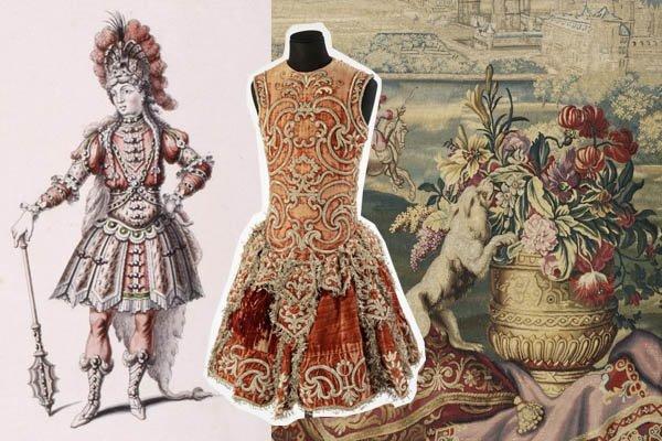 baroque inspired fashion men - photo #41