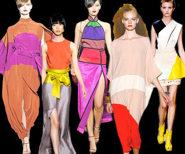 Spring 11 Trend: Color Blocking, Louis Vuitton, Albino, Louis Vuitton, Marc by Marc Jacobs, Emilio de la Moreno