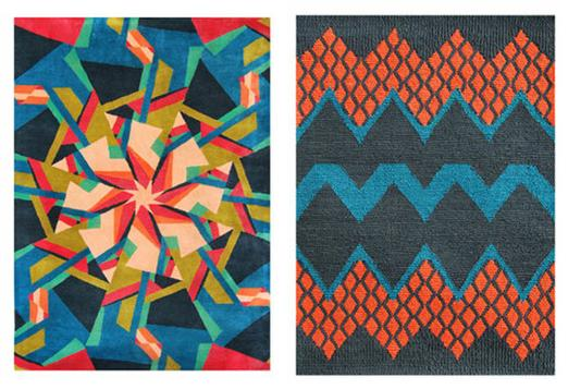 Donna Wilson Rugs Pattern People