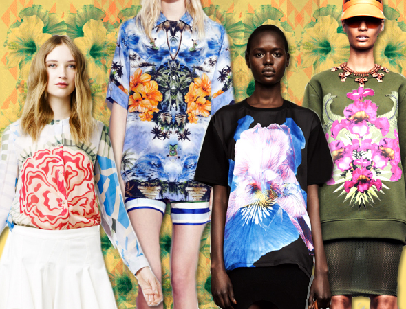 resort 12 placed flowers