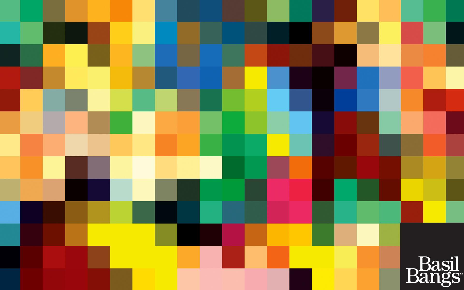 le pixel desktop � pattern people