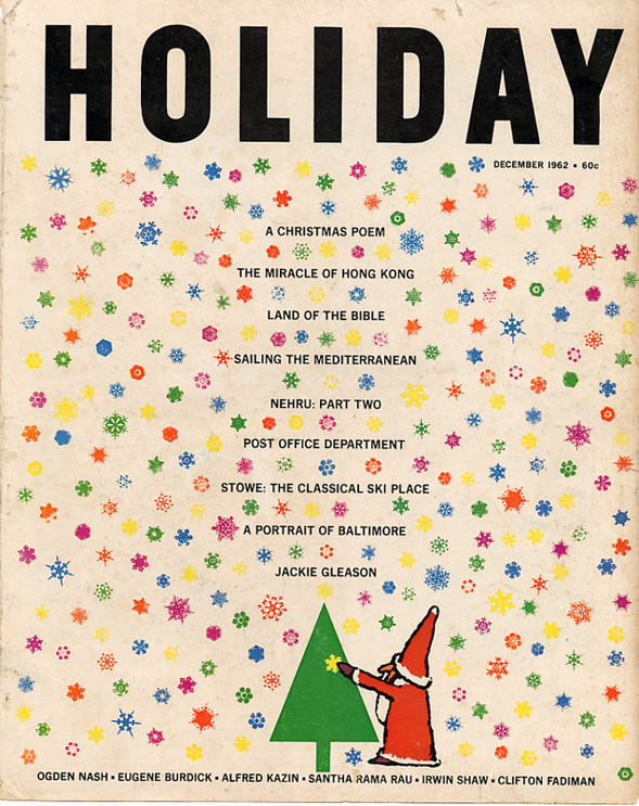 Past and Present | Holiday Magazine | Pattern People