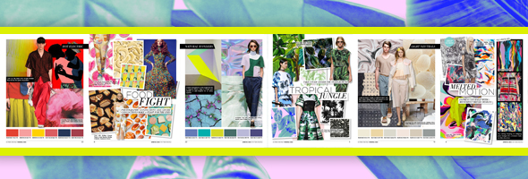Spring 2016 Print & Color Trends | Pattern People