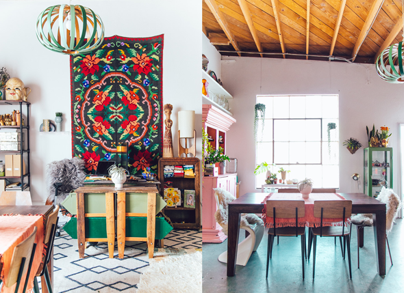 Three Must Read Tips For Achieving A Bohemian Décor In: The New Bohemian