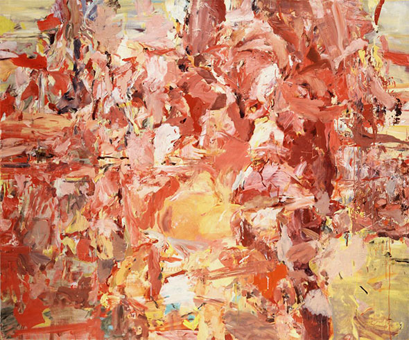 Art Cecily Brown Pattern People