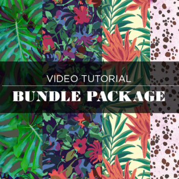 Video-Tutorial-BUNDLE-patterndesign-illustrator-photoshop