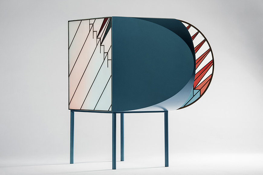 Salone Del Mobile Credenza Collection Pattern People
