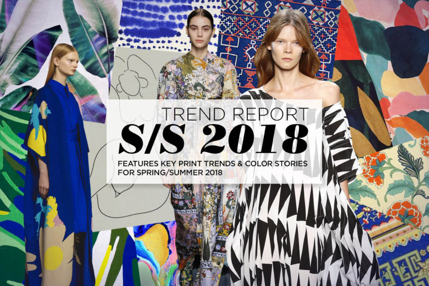 spring 2018 trend guide pattern people